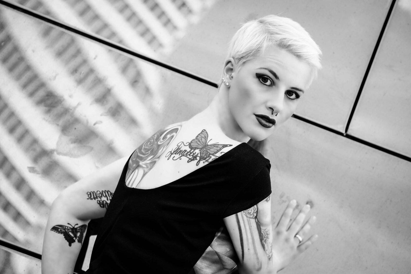 das mechanische auge- fashion fotografie- düsseldorf