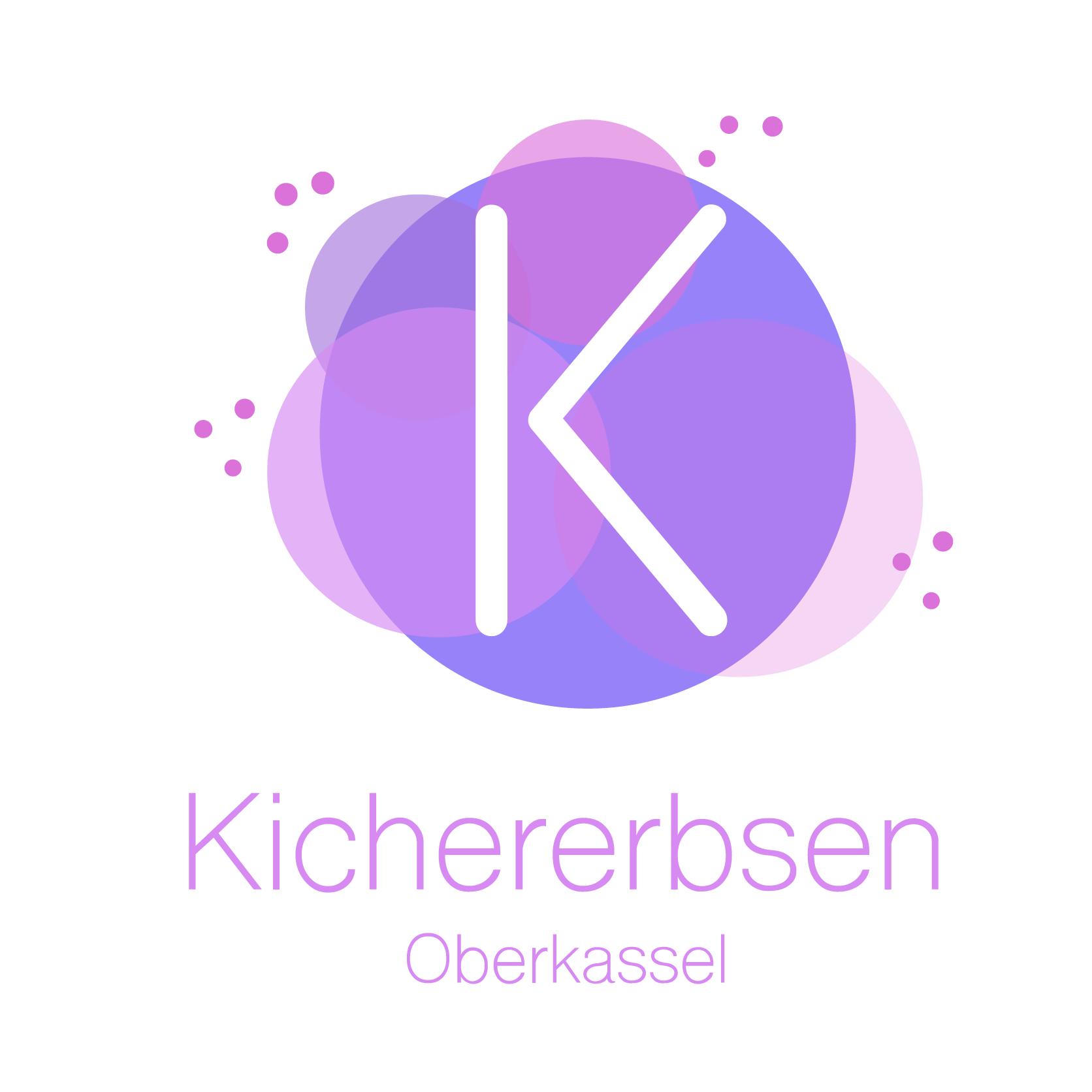 logo design kichererbsen oberkassel das mechanische auge düsseldorf